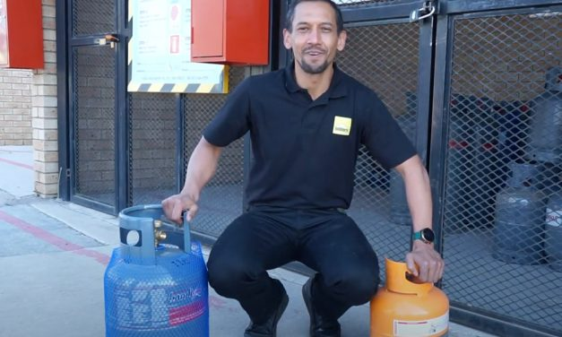 How To Use the Gas Refills In Store Services