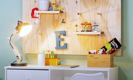 How To Make a DIY Pegboard