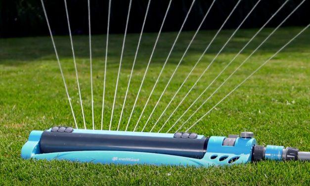 Cellfast Oscillating Sprinkler