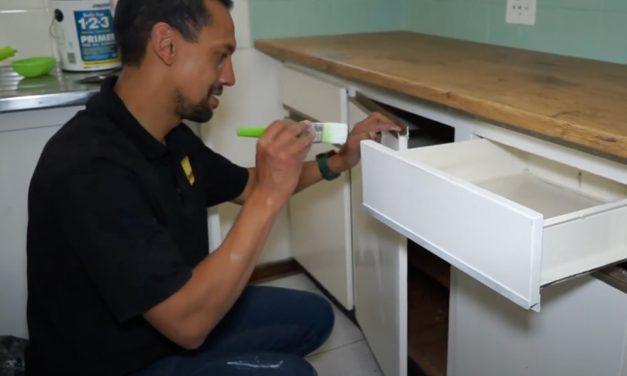How To Refurbish Steel Kitchen Cupboards