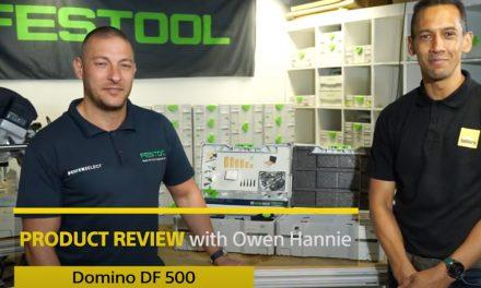 Festool Domino DF500 Joining Machine