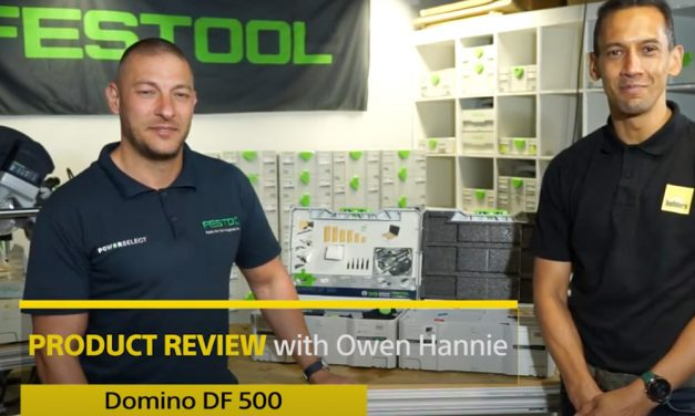 Festool Domino DF500 Joining Machine