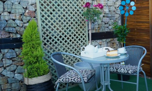 Patio and Outdoor: How To Use a Small Outdoor Space