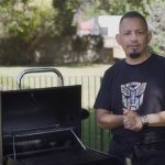 Megamaster Coalsmith Charlie Grill & Smoker
