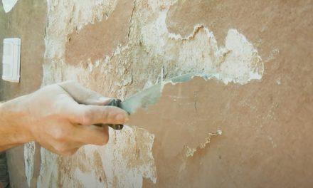 How To Repair Peeling Paint