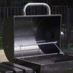 Coalsmith grill and smoker