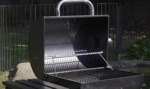 Coalsmith grill and smoker