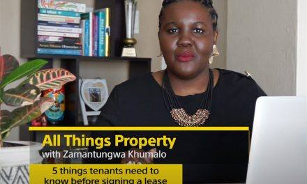 5 things tenants need to know before signing a lease
