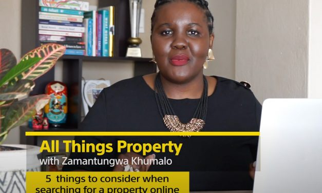 5 things to consider when searching for property online
