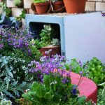 The veggie garden as your happy place