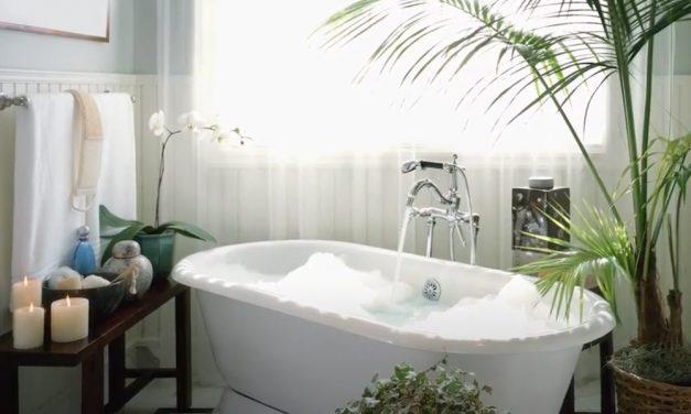 Décor Trends – Bathroom Sanctuary