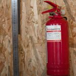 Inta Safety Fire Extinguisher