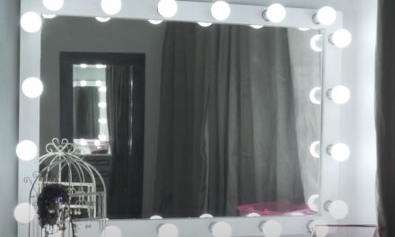 How to make a Hollywood Style Mirror