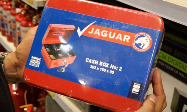 Range of Safes & Cash Boxes