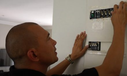 Inspection & Service Delivery on Electrical Breaker Box