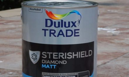 Dulux SteriShield Paint