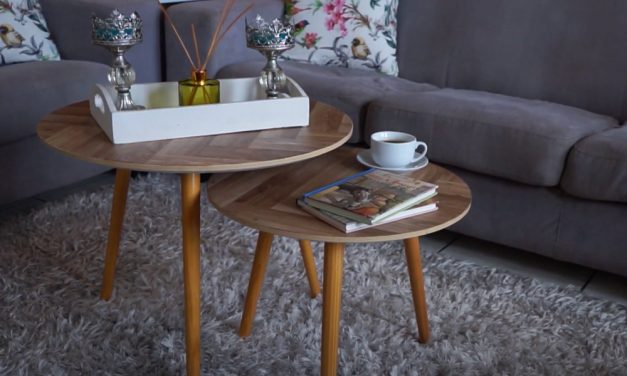 How to add texture to a tabletop using vinyl