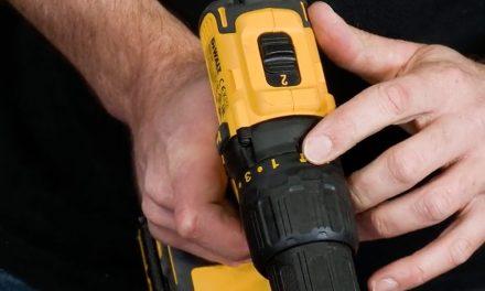 Product Review: DeWalt Hammer Drill 18V