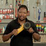 Product Review: DeWalt Angle Grinder