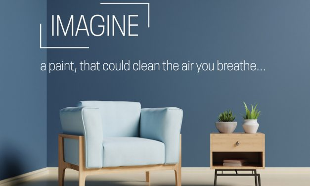 Plascon Double Velvet Pure with air purifying technology