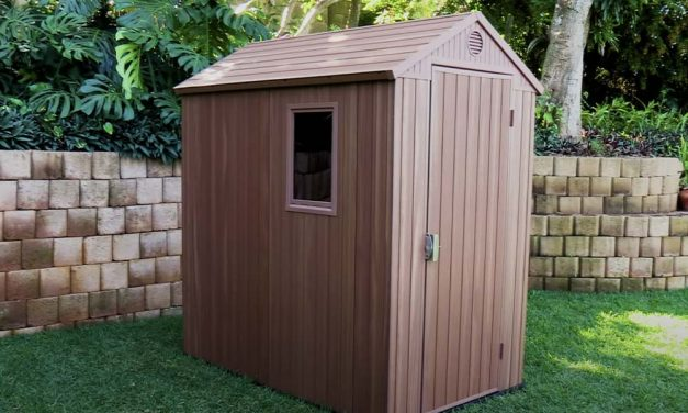 Keter Darwin Shed – How To Assemble