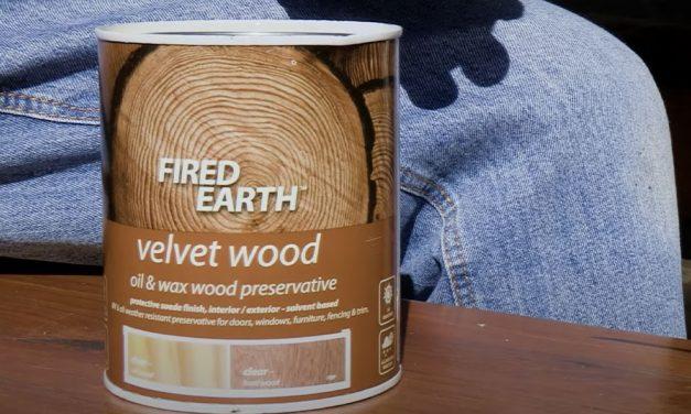 Fired Earth Velvet Wood