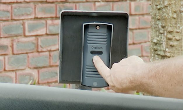 Replacing and Installing Your Own Gate Intercom