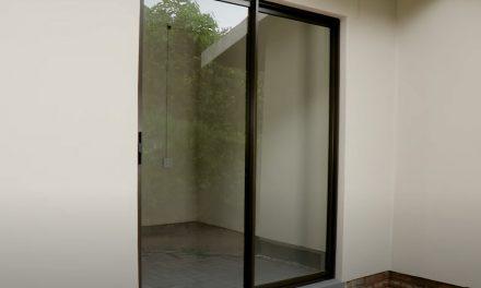 DIY How To Install An Aluminium & Glass Sliding Door