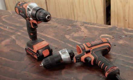 Drill Driver Attachment From The Black + Decker Multievo Range