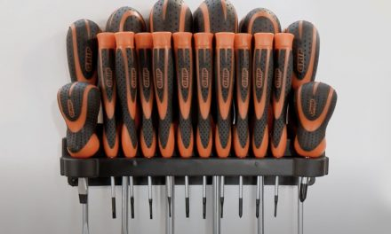 Never Be A Loss For Screwdrivers With The Grip 18 Piece Screwdriver Set